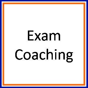 Exam Coaching